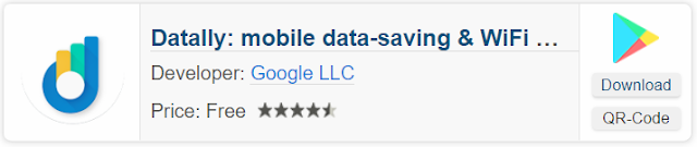 "Google ""Datellay"" Internet Data Saving App : Download it Here, Compatible with All Devices"