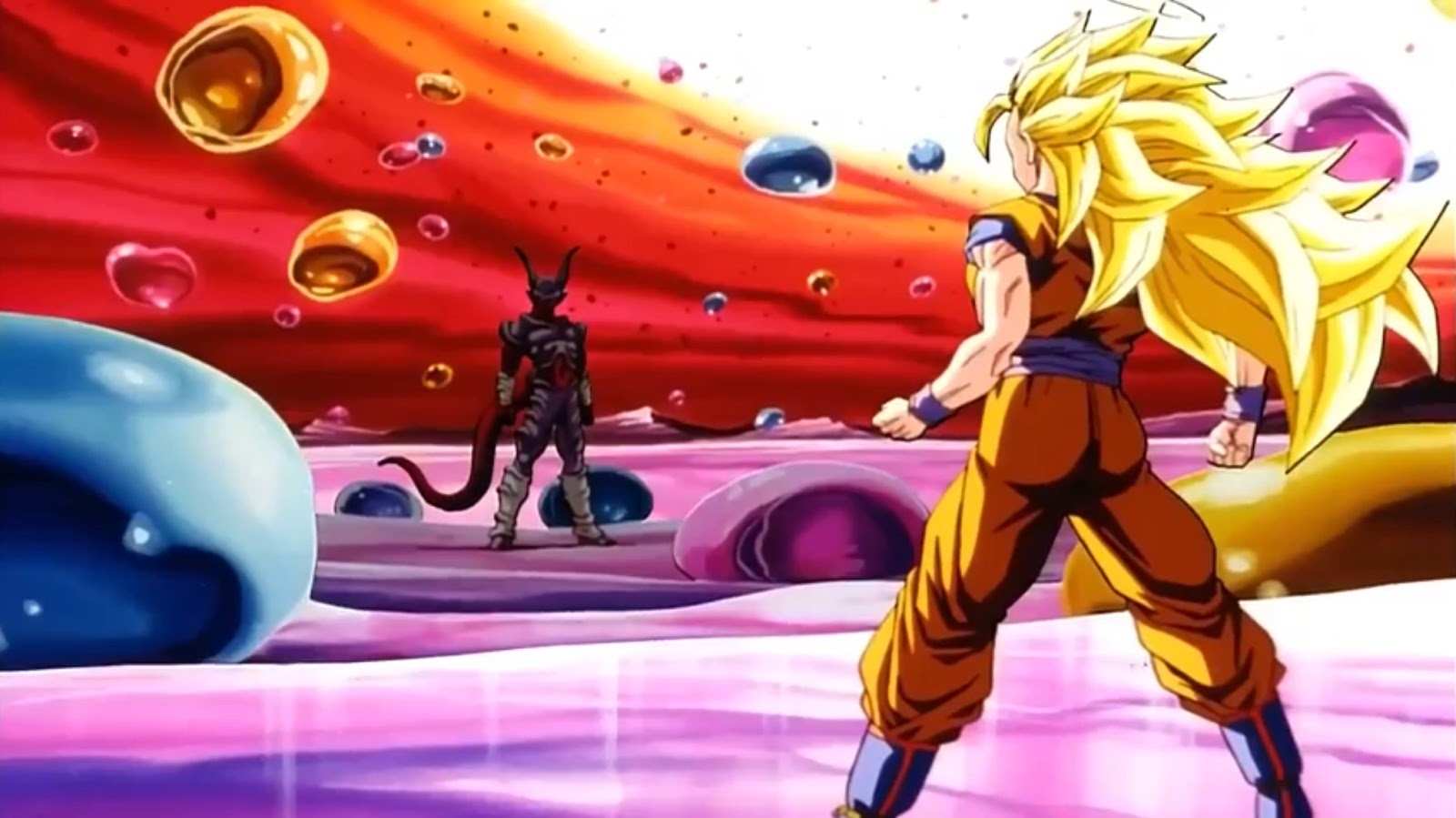 fusion dragon ball pelicula