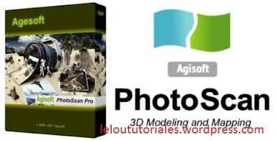Agisoft PhotoScan Pro v1.2.4 + Serial - 32bit - 64bit [MEGA] [UL]