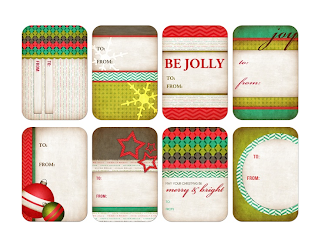 Free Christmas Gift Tag Pdf Printables Downloads Crafty Morning