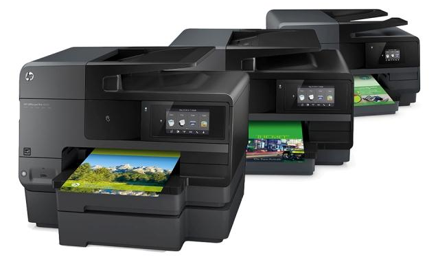 HP New Officejet Pro Printers
