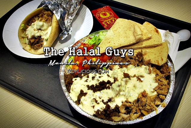 The Halal Guys PH Opens in Manila, Halal Guys Mega Food Hall SM Mega Mall