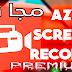 تطبيق AZ Screen Recorder Premium لتسجيل شاشة الهاتف النسخة المدفوعة