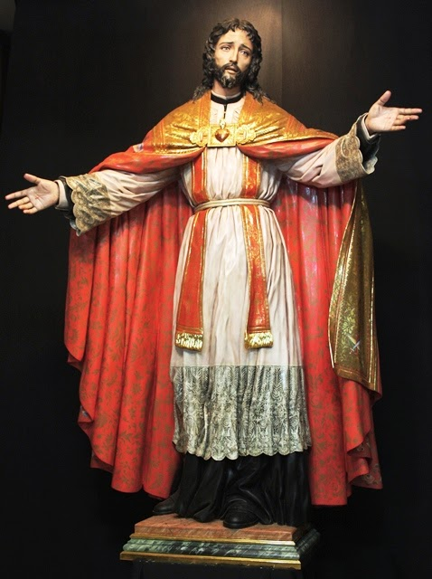 Resultado de imagen de Jesucristo Sumo y Eterno Sacerdote
