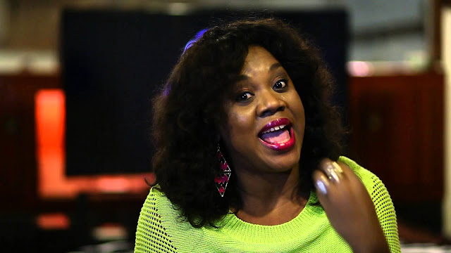 Stella Damasus on Domestic Violence