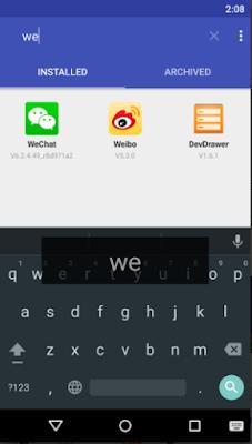 Descargar e instalar Easy Apps Backup en tu teléfono