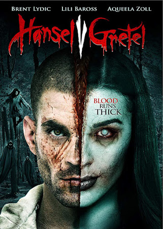 Poster Of Hansel vs. Gretel 2015 In Hindi Bluray 720P Free Download