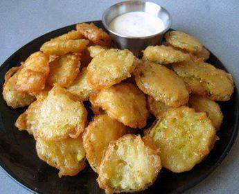 Gina S Favorites Fried Dill Pickles