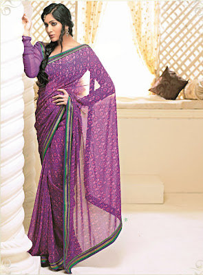 Kitty Party Sarees - Party Wear
