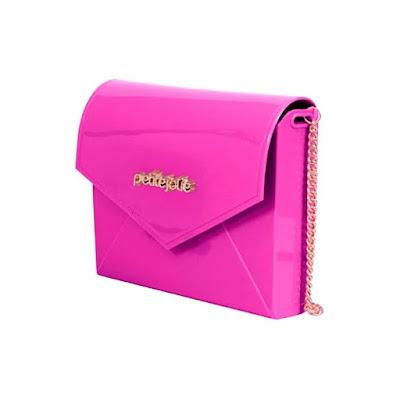 Bolsa Petite Jolie Flap Purple
