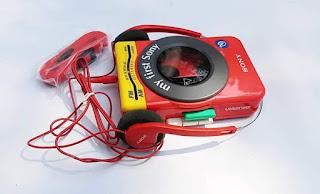 Dijual Barang Jadul Walkman sony