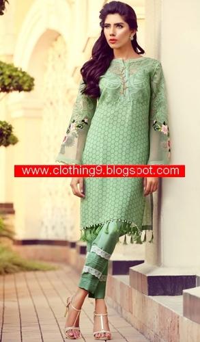 Suffuse by Sana Yasir Eid Luxury Formal Dresses 2015