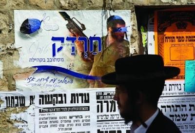 Perseguição contra ultra-ortodoxos recrutados pela IDF é cresce em Israel