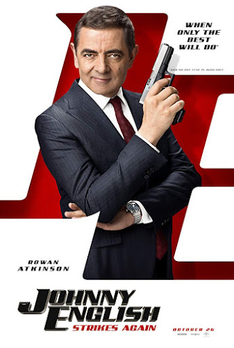 Johnny English Strikes Again (BRRip 720p Dual Latino / Ingles) (2018)