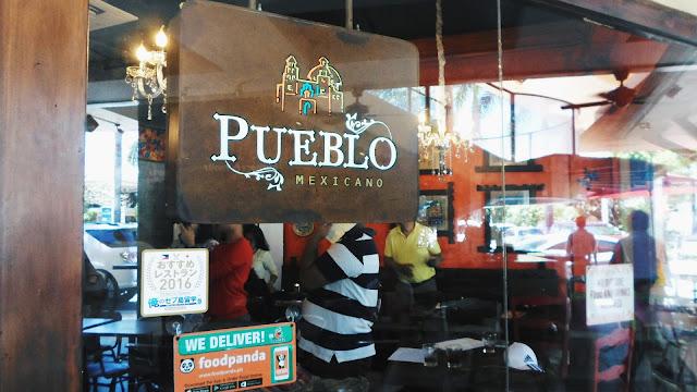 Pueblo Mexicano Banilad Town Center Cebu