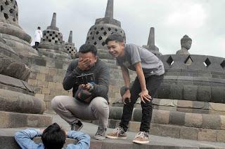 Candi Borobudur 9