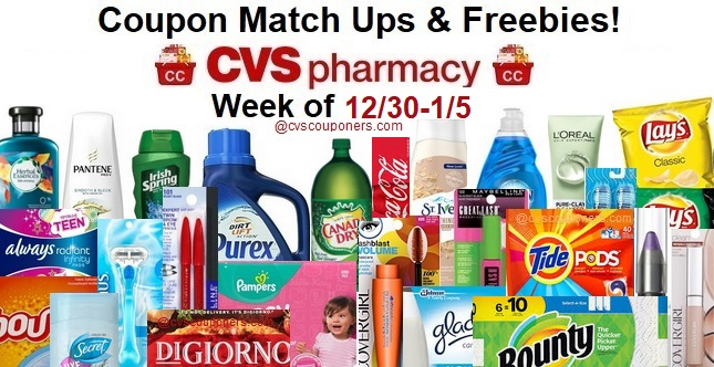 http://www.cvscouponers.com/2018/12/cvs-coupon-matchup-deals-1230-1.html