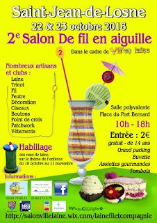 Saint jean de losne tourisme histoire patrimoine for Salon du fil et de l aiguille