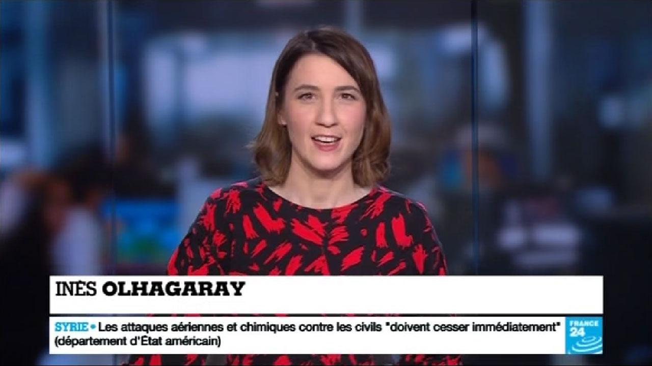 Frekuensi siaran France 24 di satelit Palapa D Terbaru