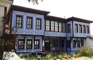 Plovdiv, Casa Hindlian.