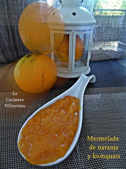 Mermelada De Naranja Y Kumquats