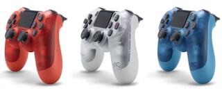 Sony Umumkan 5 Controller New Dualshock 4