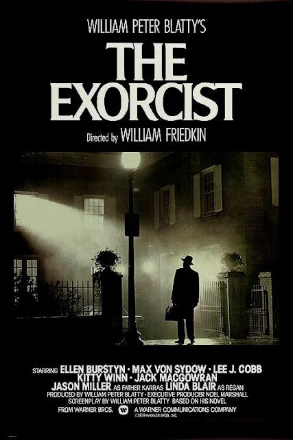 Póster original película El exorcista