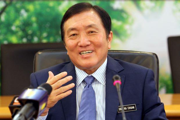 Ong Ka Chuan Terus Bantu Calon Barisan Nasional #MCA #PRU14 #GE14