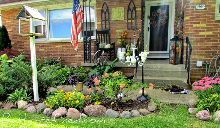 Fall Garden Tour @ Rustic-refined.com