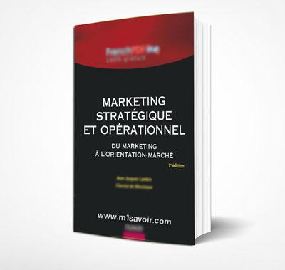 Marketing stratégique et opérationnel du marché