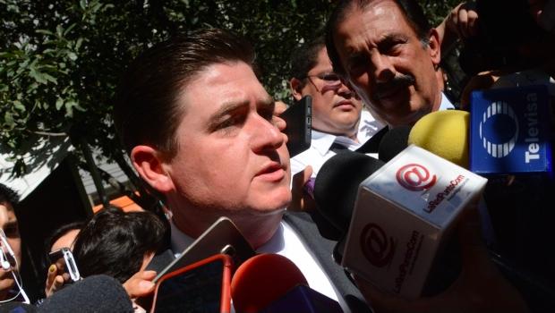 Internan a Rodrigo Medina en penal de Topo Chico