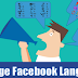 How Can I Change Language In Facebook