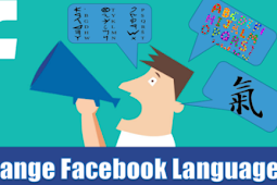 How Do I Change Facebook Language 2019