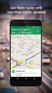 تحميل تطبيق الخرائط الرائع Maps Google