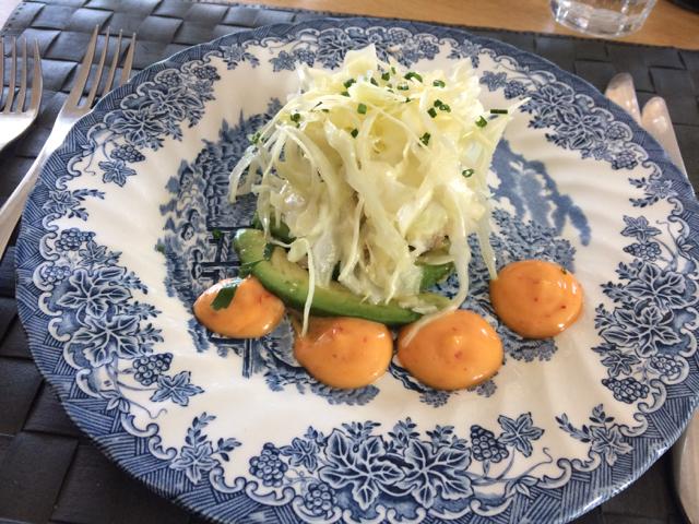 Jim 39 s loire 2017 two fine meals la route du sel le for Cuisinier sel