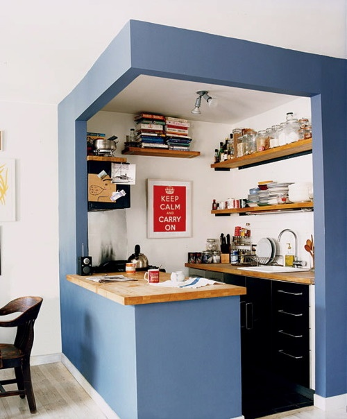 20 Unique Small Kitchen Design Ideas: 20 X Small Kitchens Designs Ideas, For Tiny Spaces