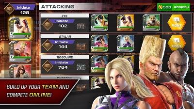 Download Tekken Apk Mod Win Terbaru Android