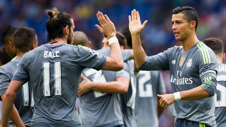 Cristiano Ronaldo y Gareth Bale renovarán con Real Madrid
