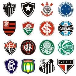 Clubes Brasileiros de Futebol.