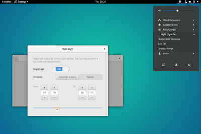 Ubuntu GNOME Zesty Zapus beta 1