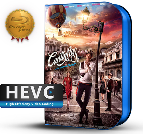 Cantinflas (2014) 1080P HEVC-8Bits BDRip Latino(Subt.Esp)(Drama, Comedia)