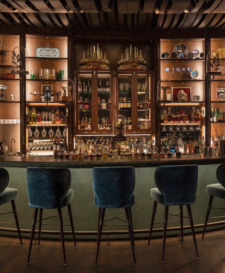 隱匿於亞馬遜總部底下的神祕酒吧,來一場感官與空間的深度體驗