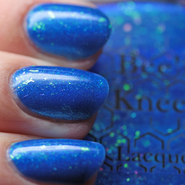 Bee's Knees Lacquer Sailor Neptune Sailor Uranus