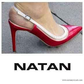 Queen Maxima Natan shoes