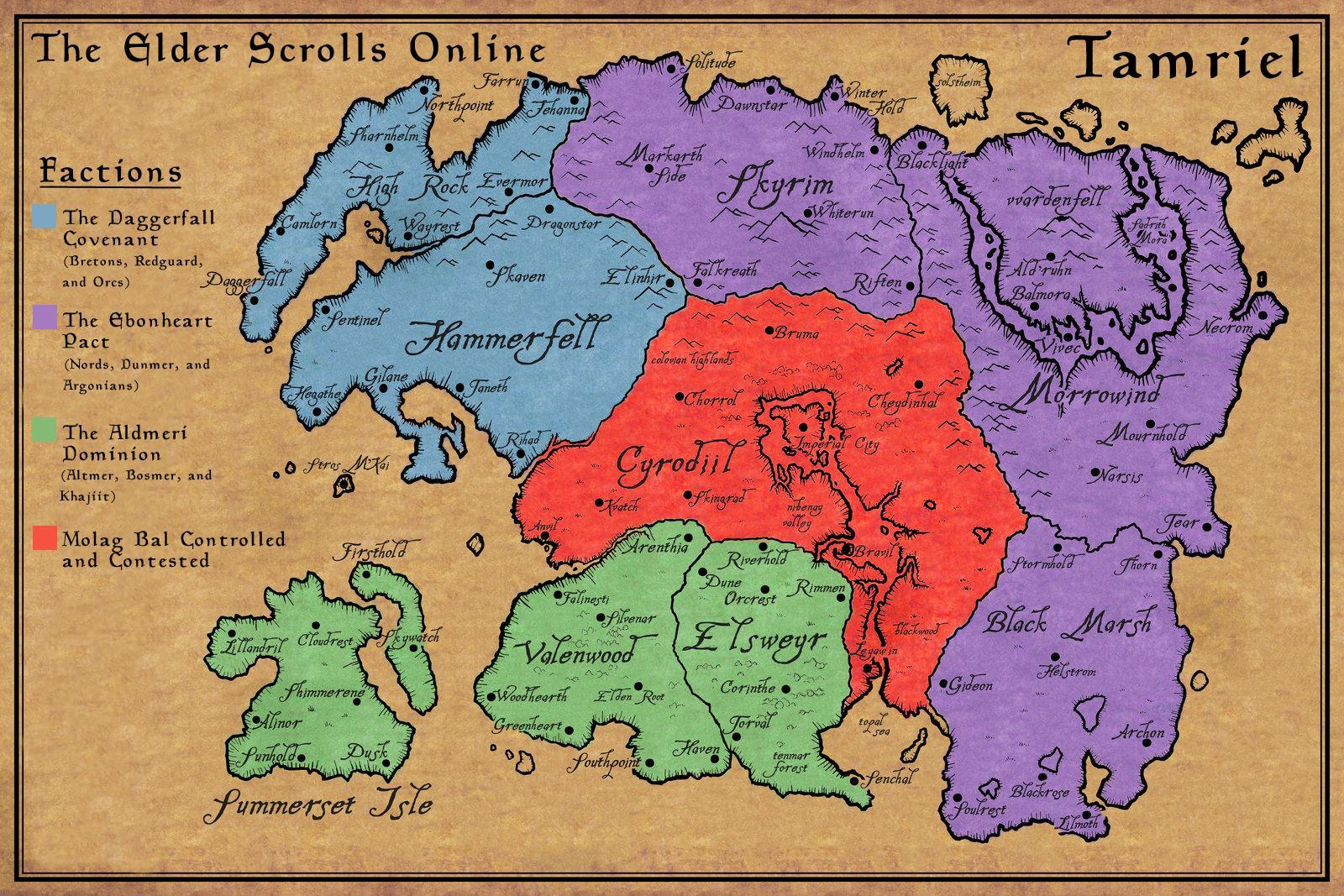 Elder Scrolls Online (ESO) Review - TECHreview PH