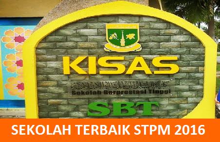 Senarai Sekolah Terbaik STPM seluruh malaysia