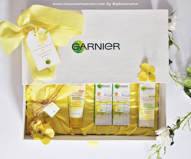 Rangkaian Produk Garnier