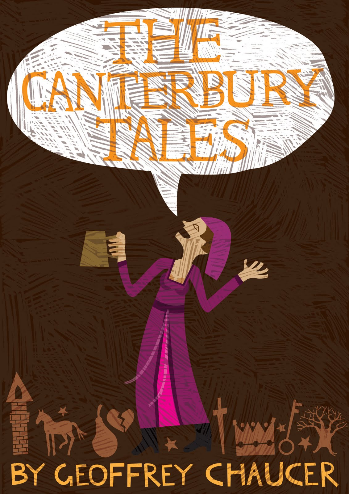 Miss Robinson S Art Canterbury Tales