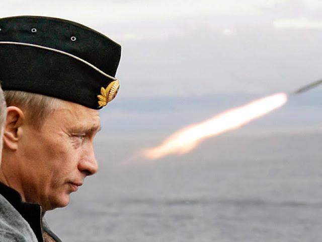 روسيا تستفز أمريكا للمرة الثانية خلال أسبوع