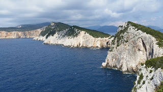 Cape Lefkas, european motorcycle holidays
